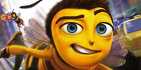 Bee Movie printable coloring pages