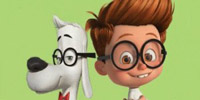 Mr. Peabody & Sherman printable coloring pages