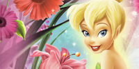 Tinker Bell printable coloring pages