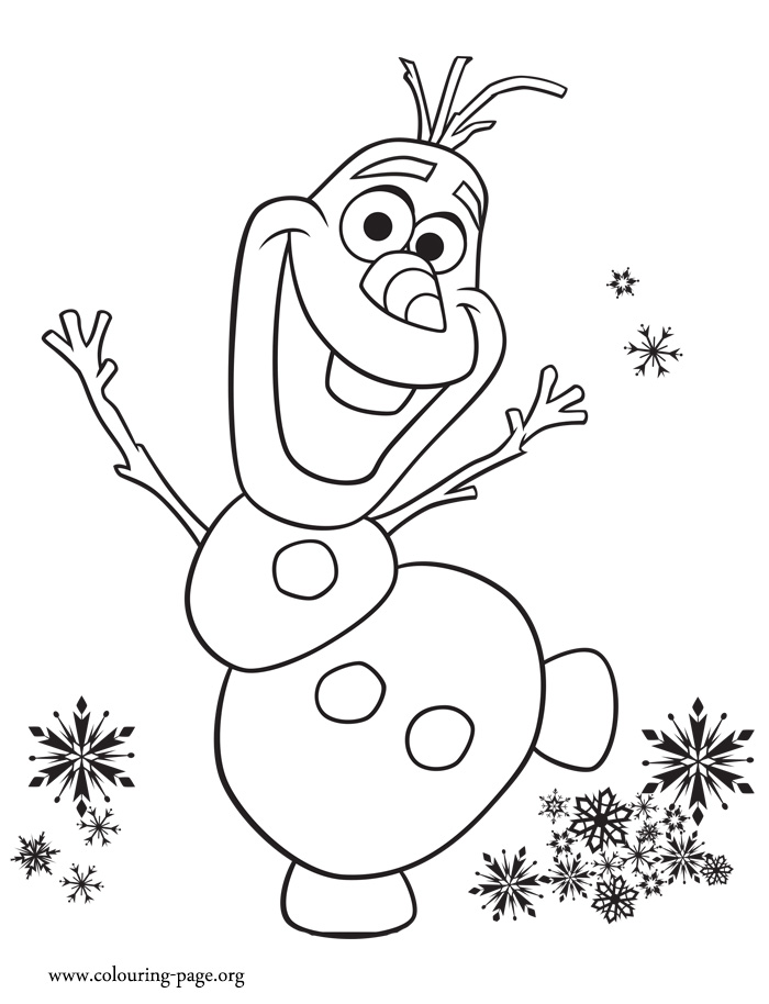 frozen 2 fever coloring pages - photo#35