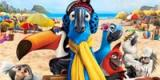 Rio: The Movie Coloring Pages