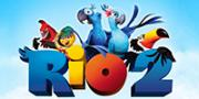 Rio 2 printable coloring pages