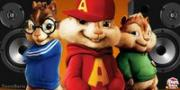 Alvin and the Chipmunks movie coloring pages.