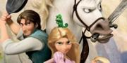 Tangled movie coloring pages.