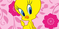 Tweety printable coloring pages