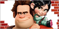 Wreck-It Ralph printable coloring pages