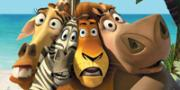 Madagascar movies printable coloring pages