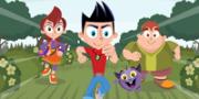 Nutri Ventures printable coloring pages