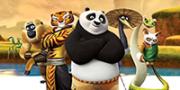 Kung Fu Panda 3 printable coloring pages
